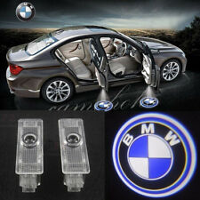 4x Door Ghost Shadow Logo Projector LED Lights For BMW 3/5 6 7 Series X3 X5 X6