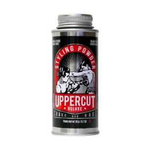 Uppercut Deluxe Hair Styling Powder For Men Flexible Hold & Matte Finish 1 x 20g