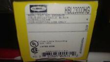 Hubbell  Single HBL23000HG Receptacle Hospital Grade