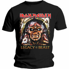 OFFICIAL IRON MAIDEN Aces High T-SHIRT New Unisex All Sizes Legacy Of The Beast