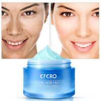 Pure 100% Strong Hyaluronic Acid Serum Anti Wrinkle Face Cream Gel Moisturiser