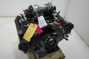 06 FORD CROWN VICTORIA Engine 4.6L VIN V 8th Digit Flex Fuel