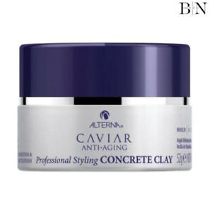 Alterna Caviar Concrete Extreme Definition Clay (52g) GENUINE PRODUCT