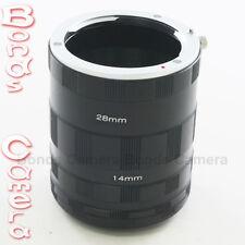 Macro Extension Tube Ring Mount Adapter For Fujifilm Fuji X-Pro1 FX X-E1 camera