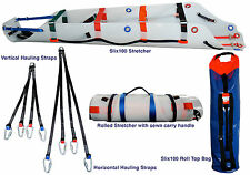 Rescue Stretcher SLIX 100 kit for confined spaces and other applications