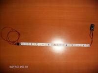 LOT HO - 3  ECLAIRAGE LEDS blanc chaud  CABLES pour wagon -- train HO - DECOR HO