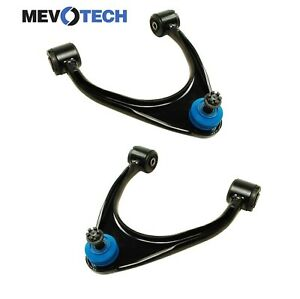Mevotech For Lexus IS300 Pair Set of 2 Front Upper Control Arms & Ball Joints