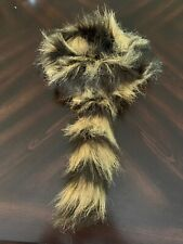 Youth Size Coonskin Cap (Small to Medium Fit)