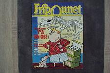 Magazine Fripounet n°47 - 22 au 28 novembre 1989
