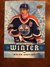 2017 UD Winter Promo Card #W3 Wayne Gretzky