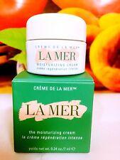 LA MER 'The Moisturizing Cream 7ml   Brand New in Box Sample Sz