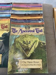 The Ancestral Trail Magazines Bundle Issues 1-28 + 30