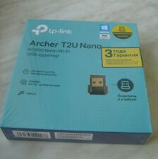 TP-Link Archer T2U Nano AC600 Dual Band 2.4/5GHz USB wireless adapter WiFi