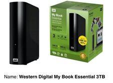 Western Digital My Book Essential 3TB NEW