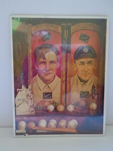 "No 11 Christy And Ty 1909 Baseball Cards Memorabila 11"" X 14"" Print NIP"