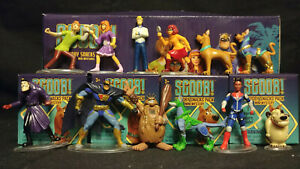 Scoob! Scooby Snacks Pack Mini Mystery Figure You Pick & Complete Sets Basic Fun