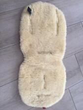 Kaiser Lammfelleinlage Sheepy für Kinderwagen, Buggy, echtes Lammfell