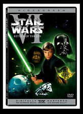 Star Wars VI 6 Return Of The Jedi DVD (1) Disc Remastered Version Widescreen USA