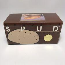 Vtg Grade A Spud Potato Telephone Novelty Landline Telephone 1989 - NEW
