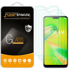 [3-Pack] Supershieldz Tempered Glass Screen Protector for Asus Zenfone Max Shot