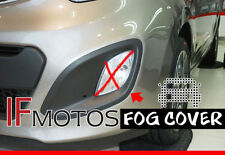 OEM Fog Lamp Cover Left Right 2P For 2011-2015 Kia Picanto : ALL NEW MORNING