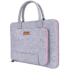 Ropch 11.6-Inch Laptop Sleeve Felt Notebook Computer Case Carrying Case Bag Pouc
