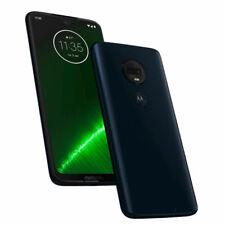 Motorola Moto G7 Plus XT1965 4GB/64GB Dual Sim SIM FREE/ UNLOCKED - Deep Indigo