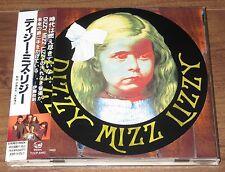 Japan PROMO CD Dizzy Mizz Lizzy OBI Tim Christensen MORE LISTED Dizzy Mizz Lizzy