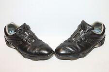 FootJoy 53779 Mens Sz 9 Wide DryJoys Golf Shoes Black