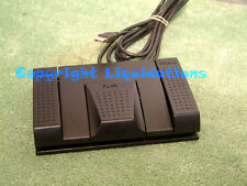 FSUSB1 Foot Contol Switch for Sanyo Memo-Scriber Transcribers FS-USB1