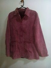 Old Rose Corduroy Jacket