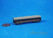 Locomotive Train Z Scale 1:220 Schlafwagen Sleeping Car Model Decoration K1256 A