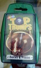Nouvelle annonce Top Trumps Horses & Ponies