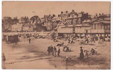 Devon; The Sands, Dawlish PPC By WH Smith, 1918 PMK To Mrs Smith, Reading