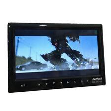 7''Rear Reversing Display Touch Screen Monitor Bluetooth AV1/AV2/MP5 USB Video