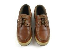 Mens Red Wing Irish Setter Angler 1811 Boat Shoe 10.5 M Leather Loafer Moc Toe