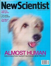 New Scientist-4 mar 2000-ALMOST HUMAN.
