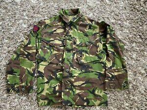 British Army Issue S95 Combat Shirt Woodland DPM Camouflage Jacket Many sizes