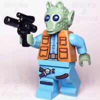 STAR WARS lego GREEDO bounty hunter GENUINE NEW 75205 mos eisley cantina