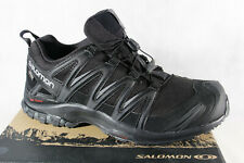 Salomon Trainers Low Shoes Sneakers Trainers Xa Pro 3D Black New