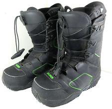 Salomon Synapse Snowboarding Boots Full Custom Fit 2013/2014 Size 25 Mondo Green