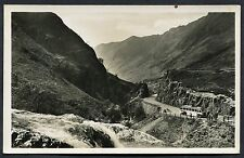 C1950's View of a Coach & the Poeple at the Gorge, Glen Coe