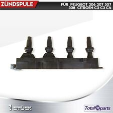 Zündspule Zündmodul Citroen C2 C3 C4 Xsara Berlingo Peugeot 206 207 307 308 1.6L
