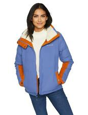 Columbia Women's Winter Challenger Jacket size Small Eve/ Bright Copper