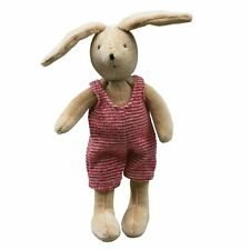 Moulin Roty Tiny Sylvain Rabbit (Le Lapin) Baby Soft Toy La Grande Famille 20cm