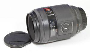 Pentax SMCP F 100 mm F/2.8 Macro Lens