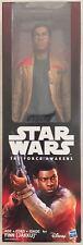 "2015 Star Wars The Force Awakens Movie 12"" Finn Jakku Action Figure New In Box"
