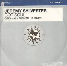 JEREMY SYLVESTER - Got Soul - Azuli Silver