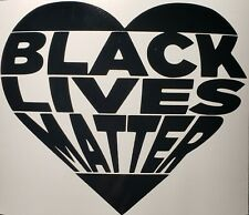 Black Lives Matter BLM Support Decal Sticker Wall Window Bumper Laptop Ipad Car
