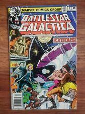 Battlestar Galactica #2 (April,1979, Marvel) Vf